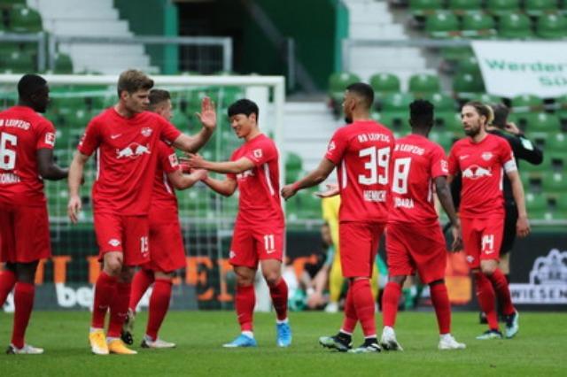 Bundesliga: Bayern ndalet, Leipzig ngushton diferencën