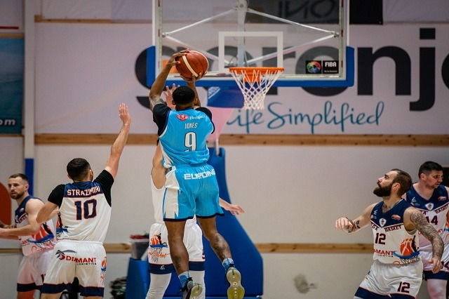Basketboll Meshkuj/Rahoveci, i treti i Ligës Unike