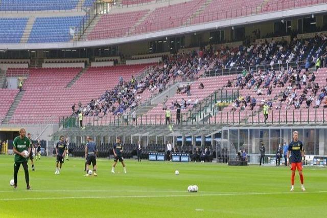 Itali, tifozët kthehen në stadium… në zonat e verdha