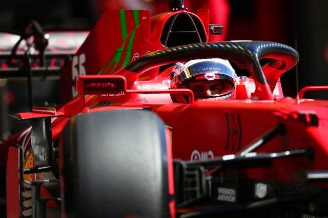 Ferrari, Sainz: Një ditë tjetër e mirë për mua, por…