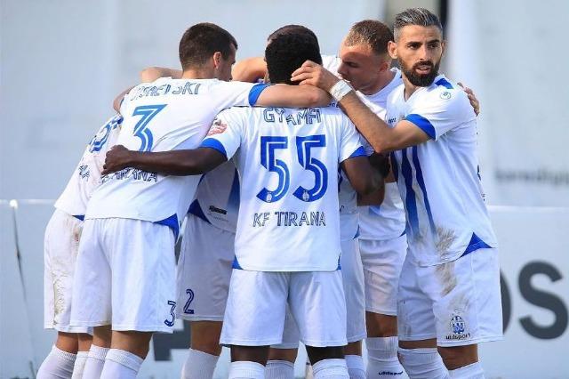 """Tirana, fitore mes tensionit. Laçi """"fundos"""" Apoloninë"""