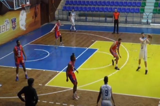 Basketboll Meshkuj/Teuta, diktat ndaj Vllaznisë