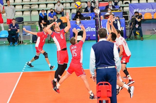 Volejboll Meshkuj/ Shqipëria, e fundit në Grupin E