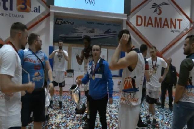 Melzin Lazimi dorëhiqet nga Goga Basket