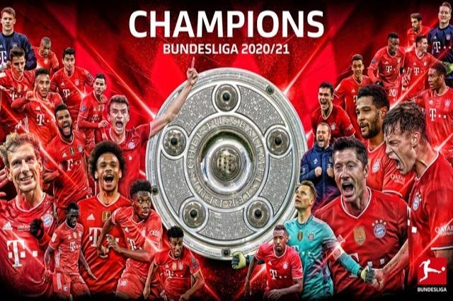 Sancho fundos Leipzig, Bayern kampion i Gjermanisë