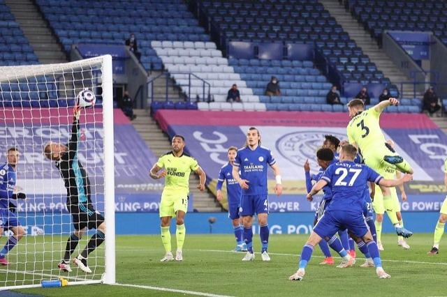 """Leicester bie në shtëpi: """"poker"""" i Newcastle, zona Champions në rrezik"""