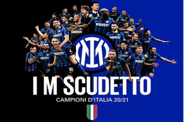 Interi, kampion i Italisë: titulli numër 19
