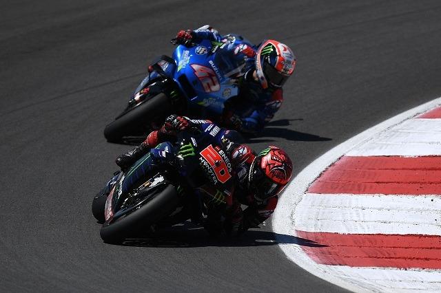 Moto GP, Kuartararo i prish rikthimin Mark Markezit