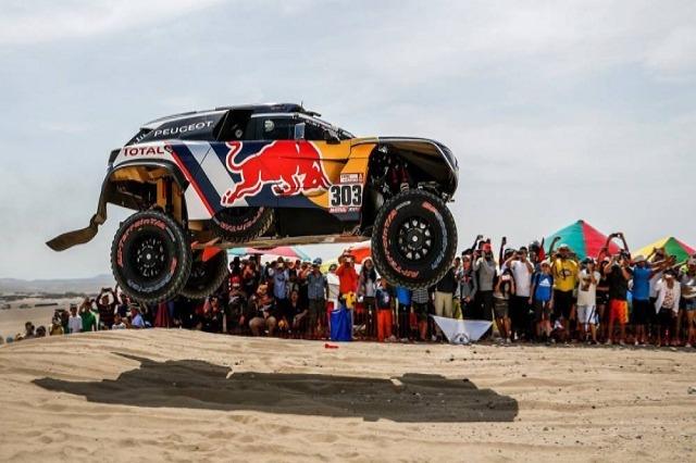 Rally Dakar 2022 rikthehet në Arabinë Saudite