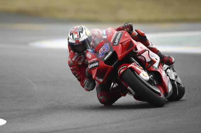 MotoGP: Jack Miller rinovon me Ducati për 2022