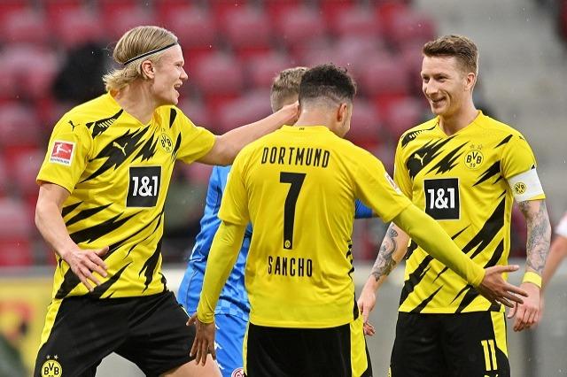 Dortmund në Ligën e Kampionëve, tris ndaj Mainz