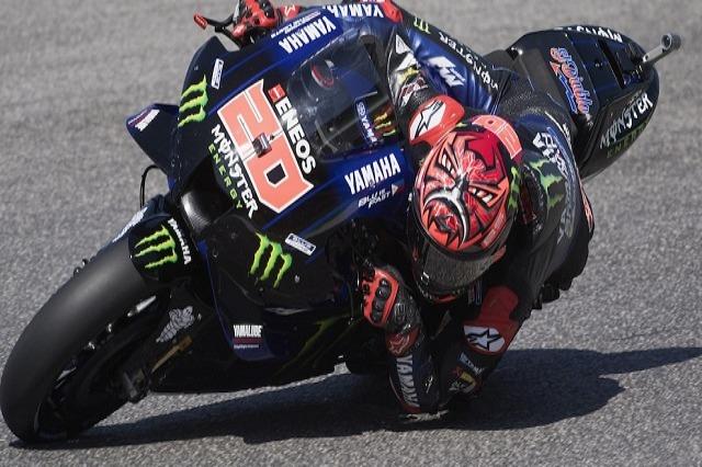 Moto GP: Quartararo, i pari në nisje në Mugello