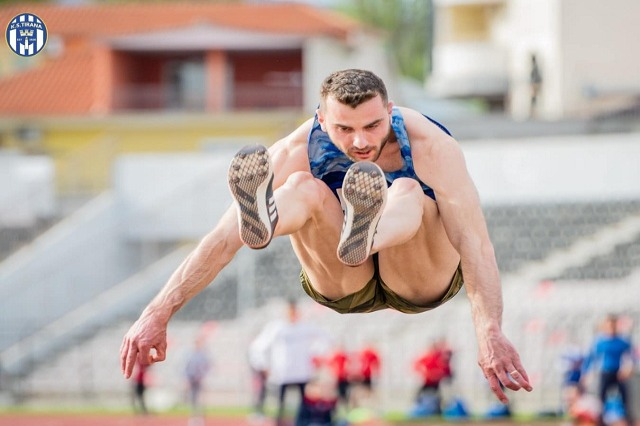 Izmir Smajlaj vendos rekord të ri kombëtar