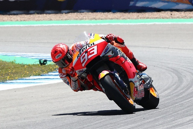 Moto GP, Marc Márquez nuk dorëzohet