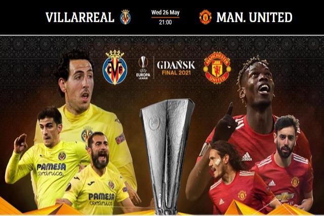 Villarreal-United, për trofeun e Ligës së Europës