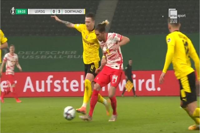 """Dortmund bën ligjin në """"Olimpiastadion"""", fiton Kupën e Gjermanisë"""