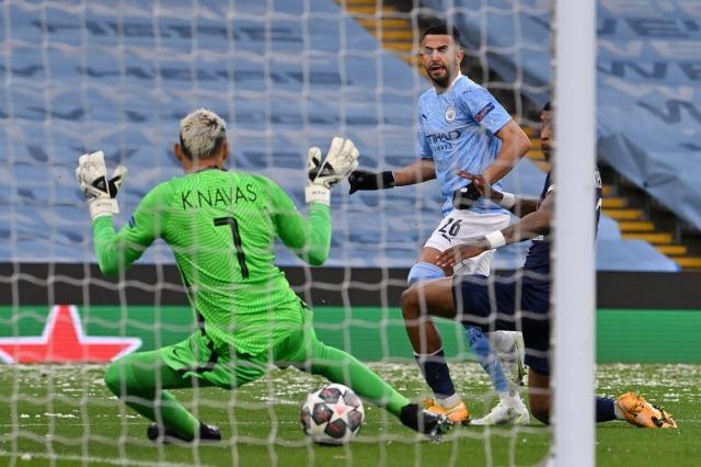 City, Mahrez: Sezon i mirë por jemi vetëm në finale. Real apo Chelsea? Nuk e di