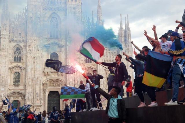 Festa Inter, Prefektura: Zonë për 3000 tifozë në San Siro