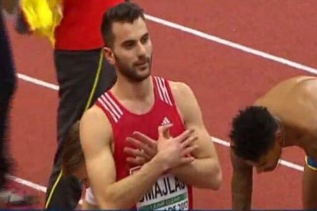 Atletika shqiptare, tri medalje të arta në San Marino
