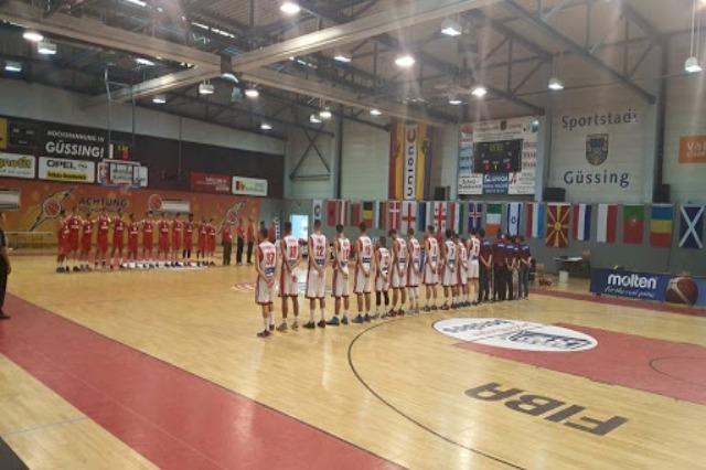 Basketboll/Shqipëria, mikpritëse e Europianit U18