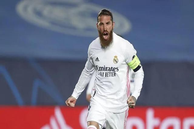 Serxho Ramos largohet nga Reali i Madridit
