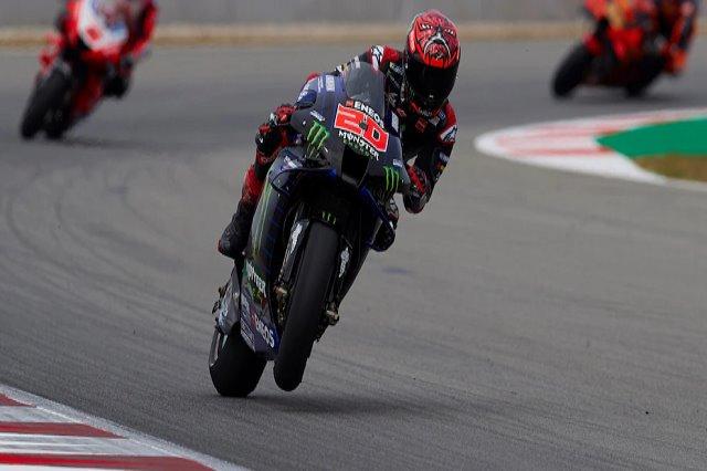 MotoGP: Quartararo, përsëri i pari