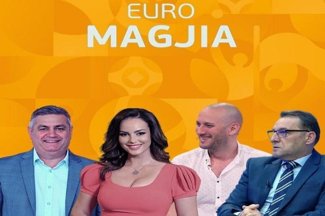 """""""Euro Magjia"""", në ekranin e RTSH, ora 23:00"""