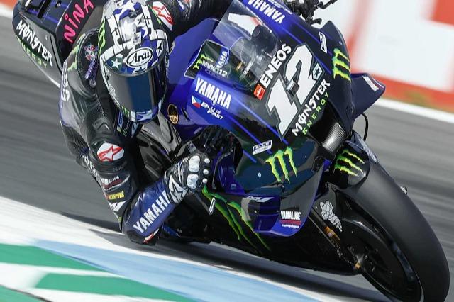 Moto GP: vendi i parë dhe rekord për Vinjales