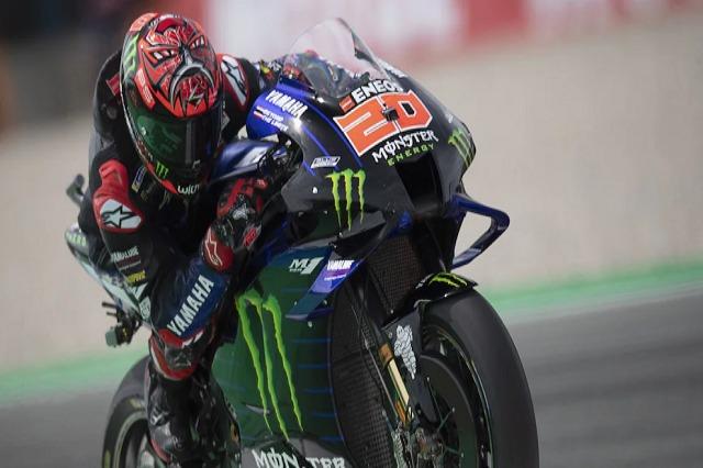 """Moto GP: Kuartararo, """"tiran"""" në Hollandë"""