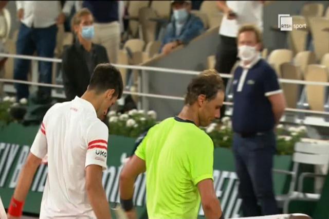 Roland Garros: Djokovic në finale, dorëzohet Nadal