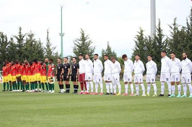Kosova shënon në fund, por… mundet nga Guinea