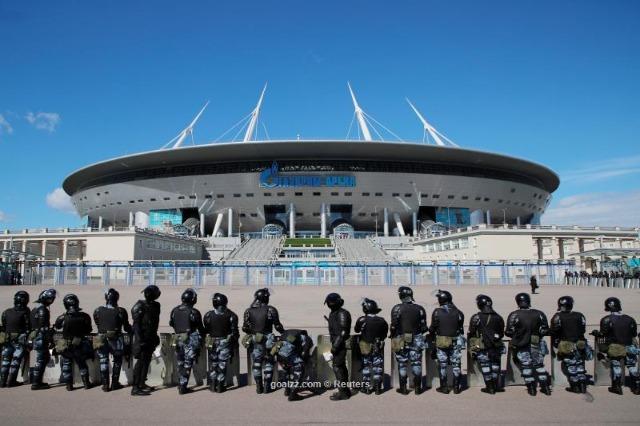 Europool dhe siguria në Euro 2020
