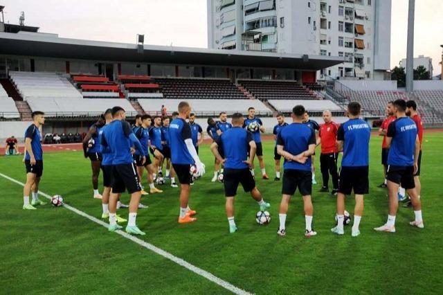 Liga e Kampioneve, Prishtina fiton të parën