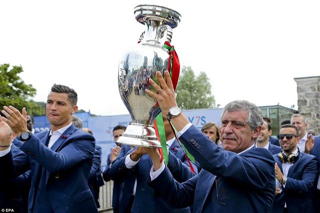 Portugalia, Fernando Santos është realist: Ëndrrat zhduken