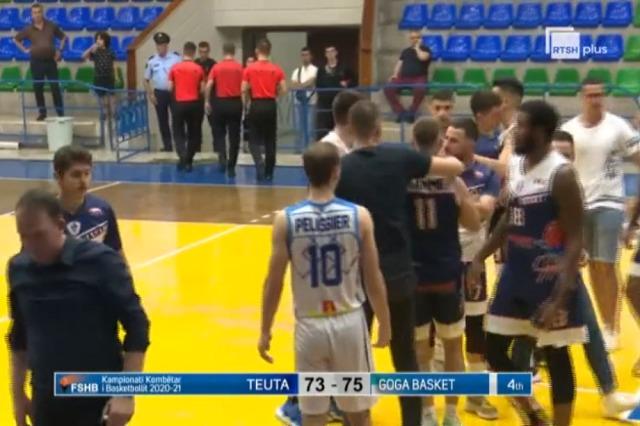 Basketboll/Goga Basket rihap luftën për titull