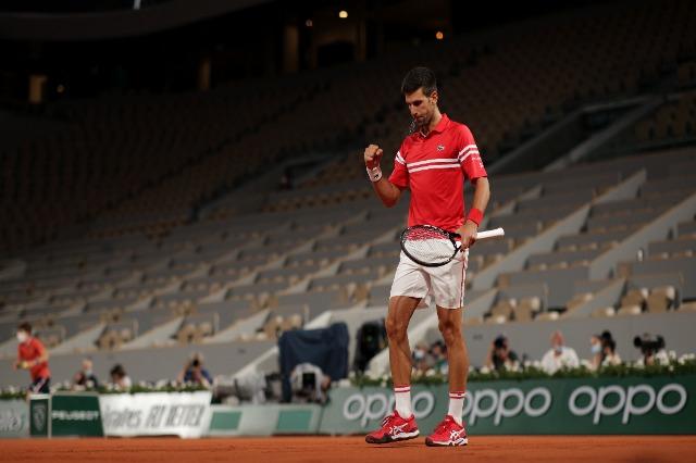 Roland Garros: Djokovic në gjysmëfinale, e pret Nadal