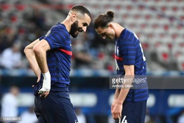 Franca rikuperon Benzema dhe Rabiot