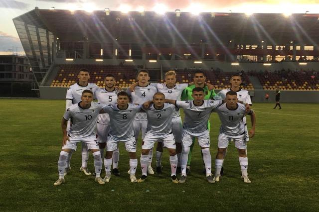Shqipëria U20 humbet miqësoren malazeze