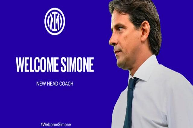 Simone Inzaghi është trajneri i ri i Interit