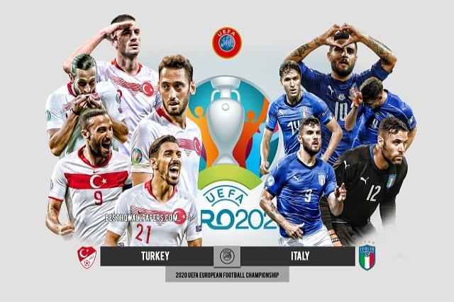 Turqi-Itali, si prite të vendosen në fushën e lojës