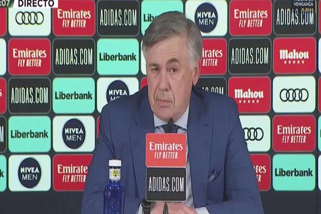 Real Madrid, prezantohet Ancelotti: Kjo është shtëpia ime