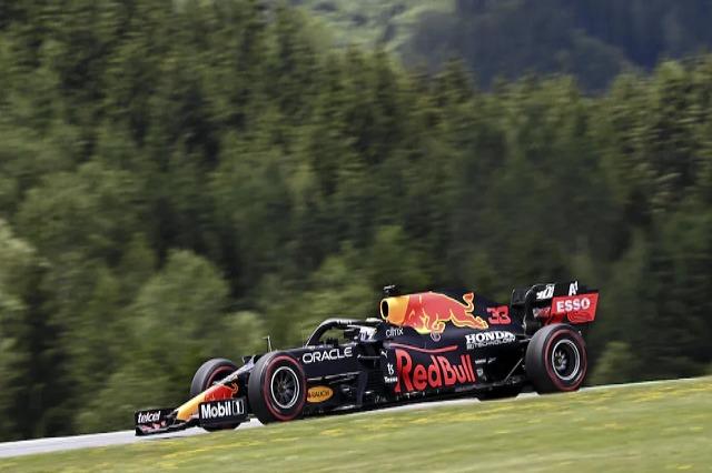 F1: Austri, Vershtapen niset nga vendi i parë