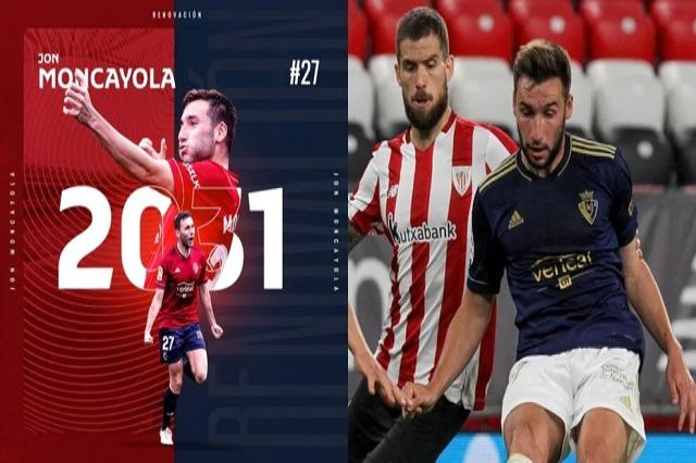 Osasuna për rekord: Moncayola rinovon për 10 vite!