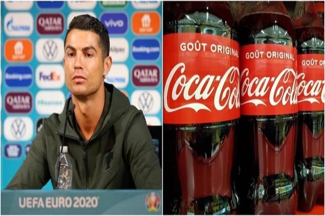 Coca Cola, hakmarrje ndaj Ronaldos