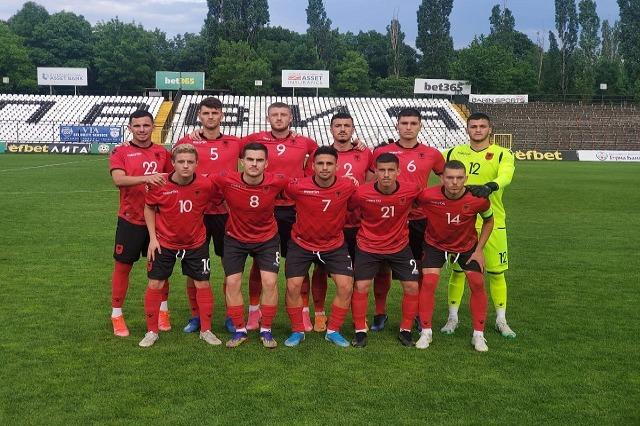 Kombëtarja U21 zhgënjen në miqësore, pëson katër gola