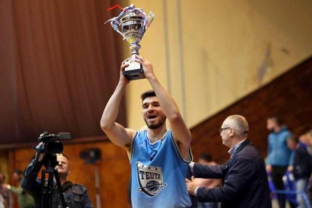 Basketboll Meshkuj/Teuta, gati për titullin kampion