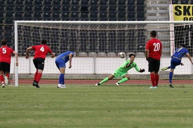 U19/Shqipëria mundet nga Kosova