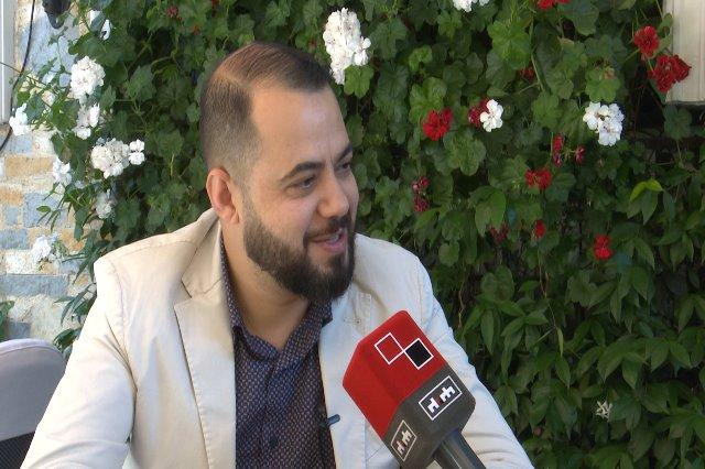 Alban Xhaferri, një rrëfim në 360 gradë për Vllazninë