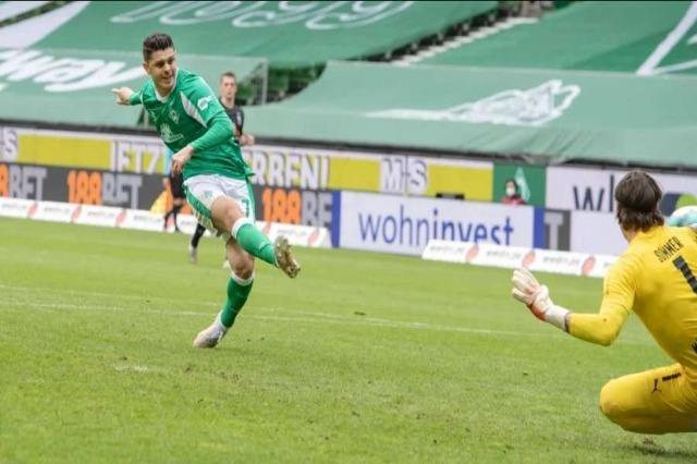 Milot Rashica kalon në Premier Ligë