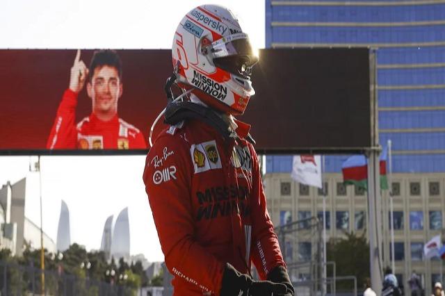 Fraza e Leclerc që frikëson Ferrarin